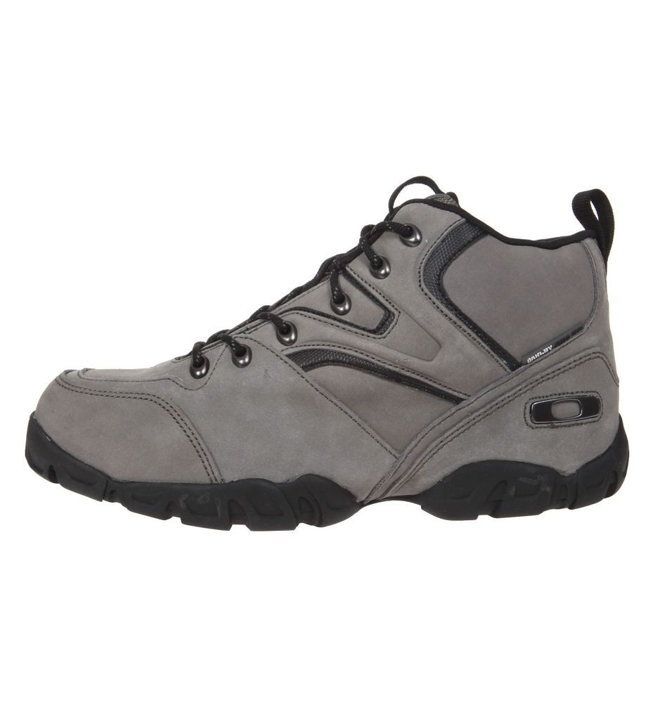 Oakley Mens Flack Jacket Leather Athlectic Trekkingshoes Hiking Boots Size 11 13 Hiking Boots Boots Leather