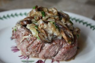 beef filet and mushroom gratin recipes gordon ramsay pinterest. Black Bedroom Furniture Sets. Home Design Ideas