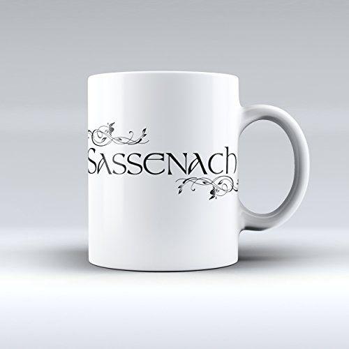 Sassenach   Funny Mug   Coffee Mug   Unique   Outlander Inspired Mug  Dinna  Fash   Gifts  Fancy