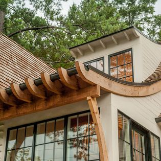 Ruff Reams Building Co Architect Christopher Architects Designer Shea Bryers Photographer Scott Carlisle Mountain Home Exterior Traditional Exterior Architecture