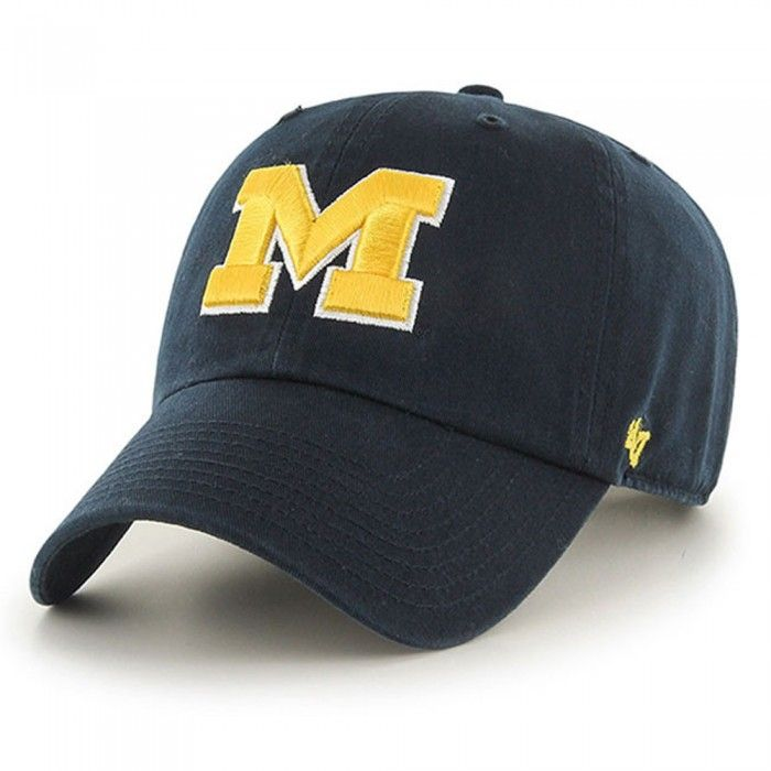 8e2e6dc08c3 ... norway university of michigan franchise block m fitted hat at campus  den 8fcc7 f0fff