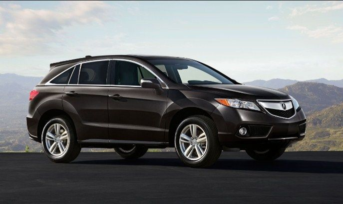 2018 Acura RDX Review And Release Date