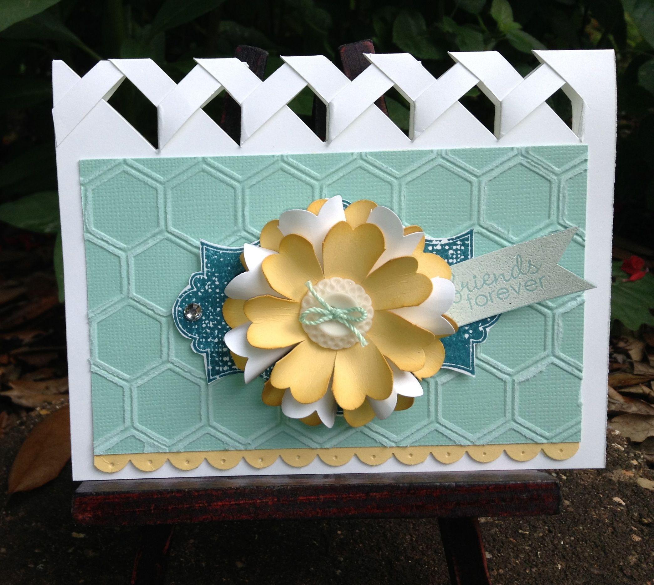 braided edge techniquesusan's wow blog  fancy fold cards