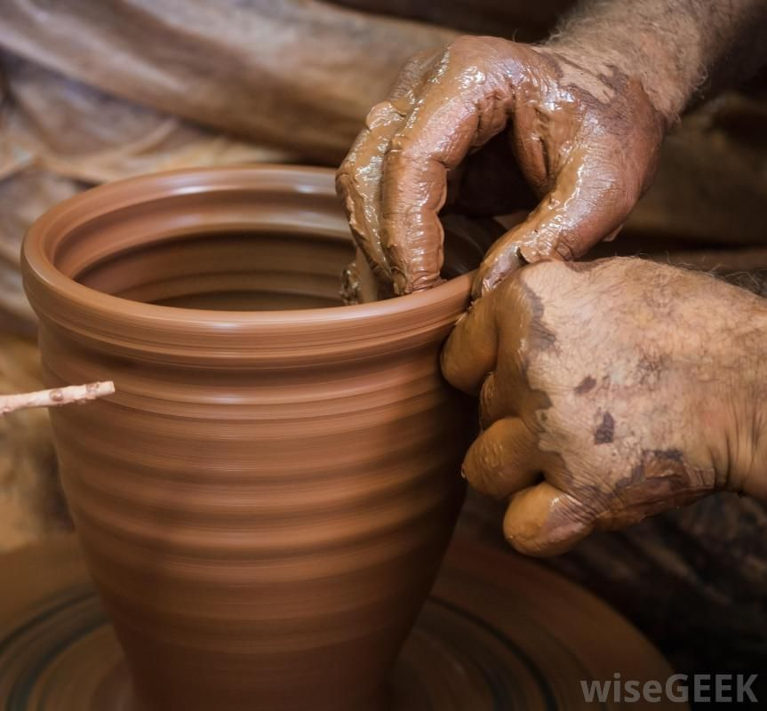 What Is The Difference Between Ceramics And Pottery Clay Modeling Clay Ceramics