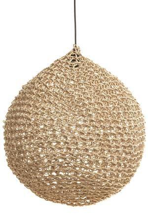 Recycled Paper Lamp Calypso St Barth Crochet Luminary Inspiration Gb Ideen Lampenschirm Lampe