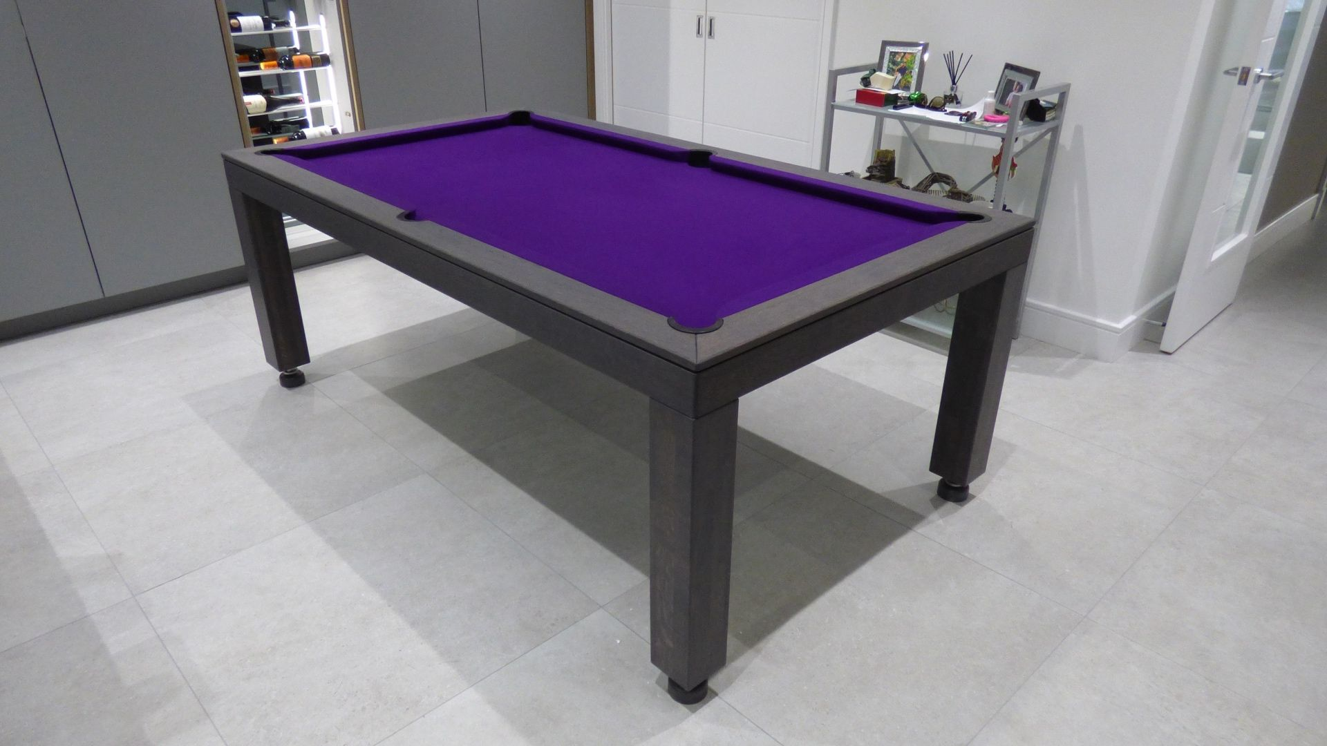 Contemporary Pool Table Pool Table Pool Table Dining Table