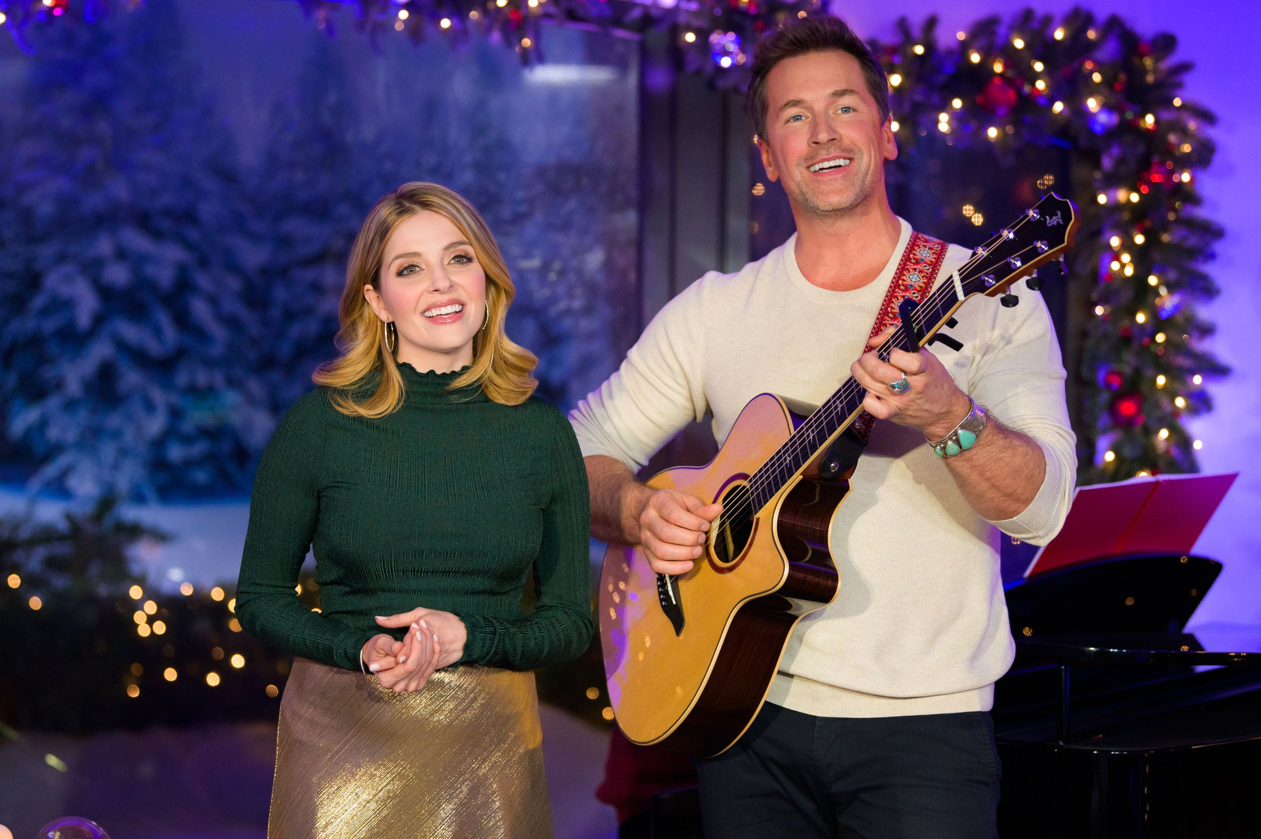 Check out photos from Hallmark Channel's Christmas Concert