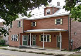 The Hostel On Main In Rockwood Pa Born In Somerset County Pa