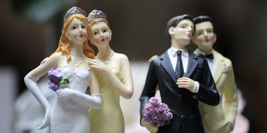 Mariage homosexual advance