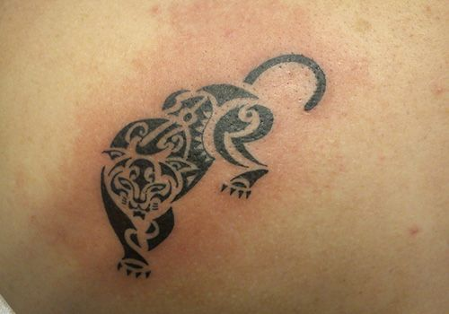 55ea67e18 black panther tattoo - Google Search | Tattoo Art Board | Black ...