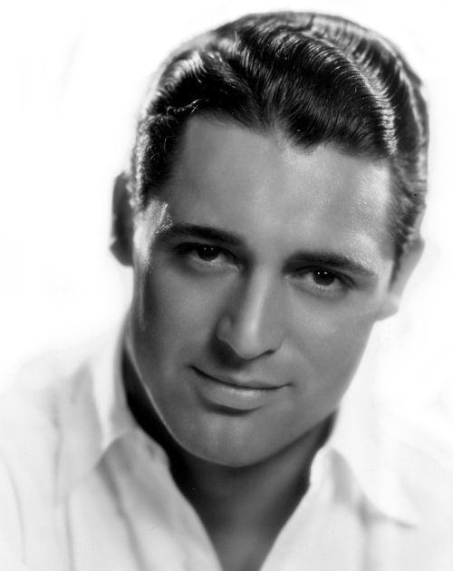 Cary Grant--rugged, handsome, humorous and always supremely elegant.