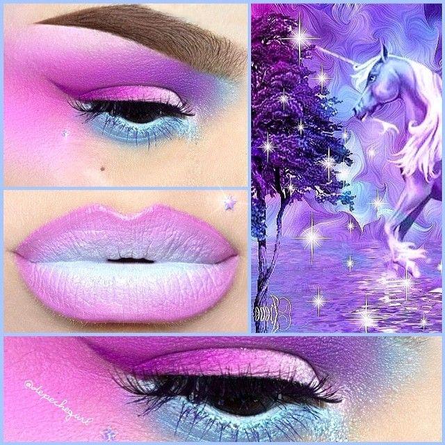 "ShareIG Unicorn Love Lips doseofcolors ""Love Potion"