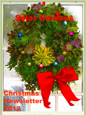 Check out the latest Solar Gardens newsletter
