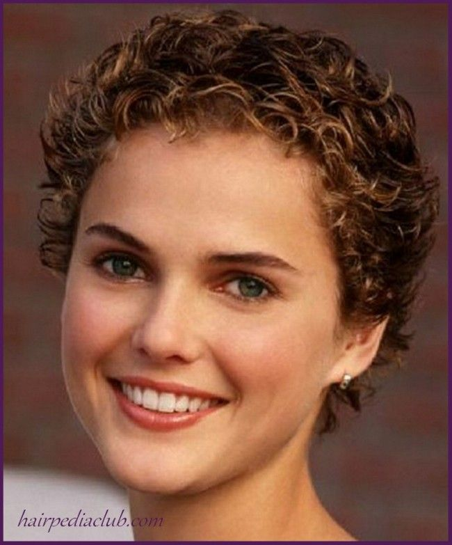 5 Short Haircuts For Curly Hair And Round Faces Hairstyles Easy Hairstyles For Girls Short Curly Haircuts Short Curly Hair Short Hair Styles