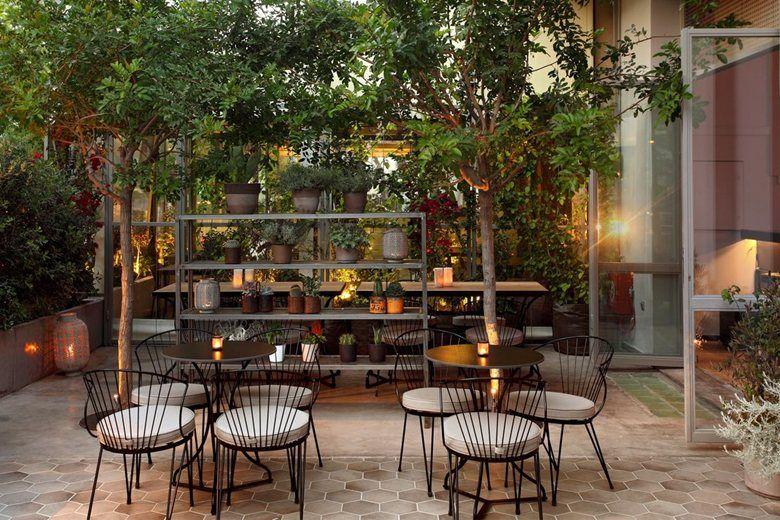 villa grigio cafe bar paleo faliro 2016 the dashing designers