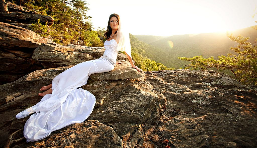 Fall Creek Falls Wedding Www Chrisandadriennescott Flickr