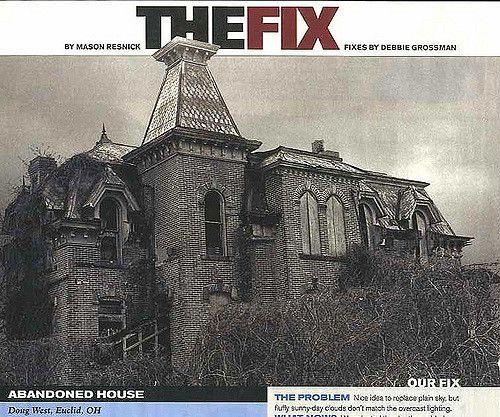 Abandoned Ohio, Abandoned Houses, Haunted House
