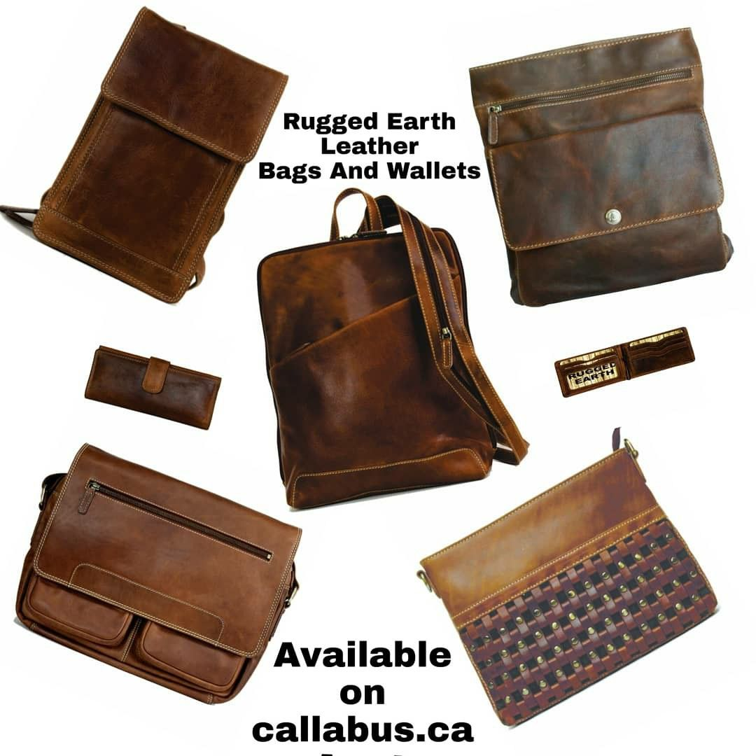 Rugged Earth Bags And Wallet