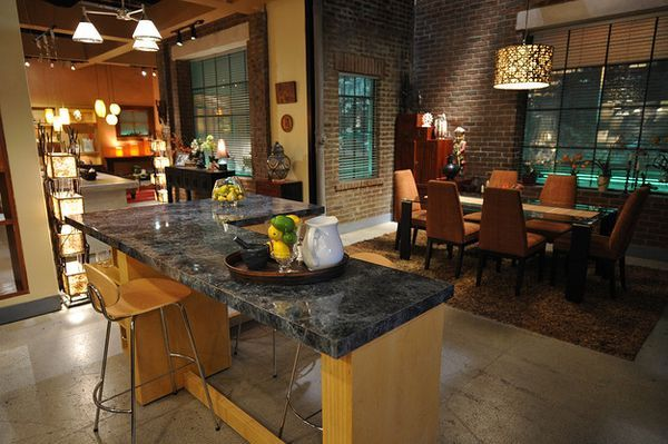 Set Pieces Loft Chic Versus Retro Cool On Bones Because I Said So Loft  Always Been Obsessed With This House