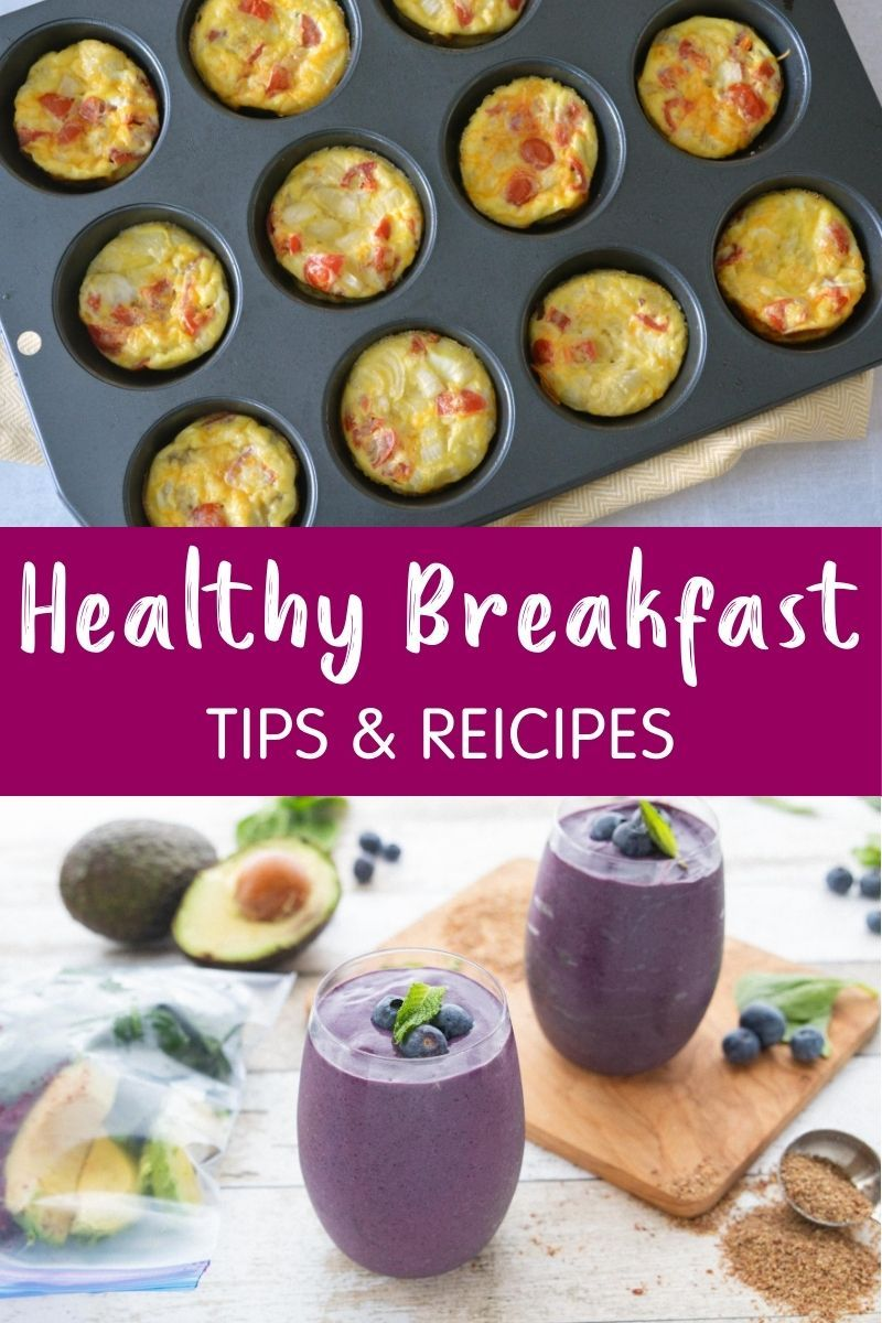 what can i make for a healthy breakfast