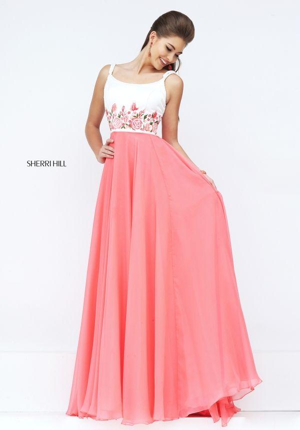 Sherri Hill 50410   Long Dresses   Pinterest   Vestiditos, Vestidos ...