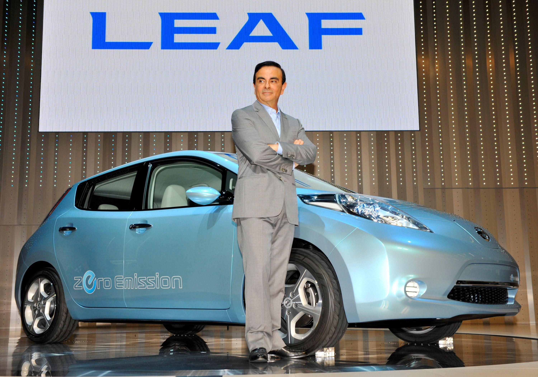 Carlos Ghosn, Now a Fugitive, Was an ElectricCar