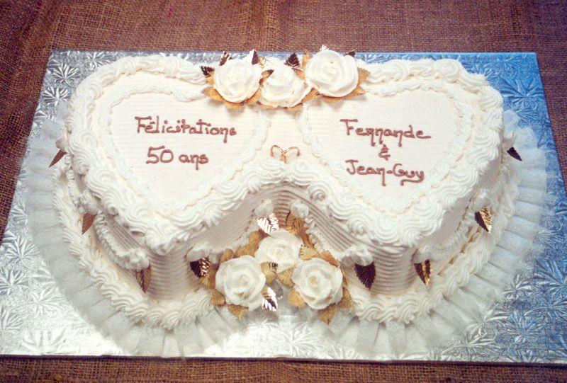 gateau d anniversaire de mariage recette