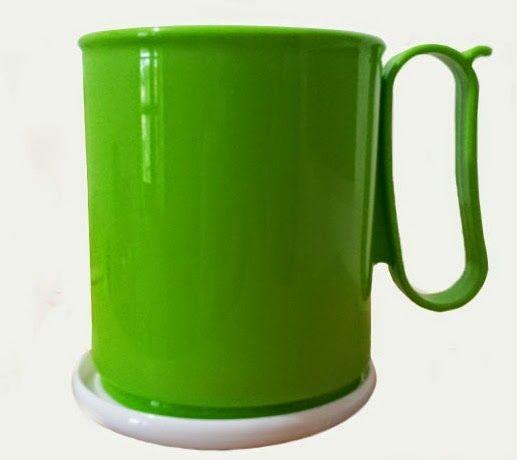 Perlengkapan Makan Tupperware Wadah Minum Gelas Cangkir
