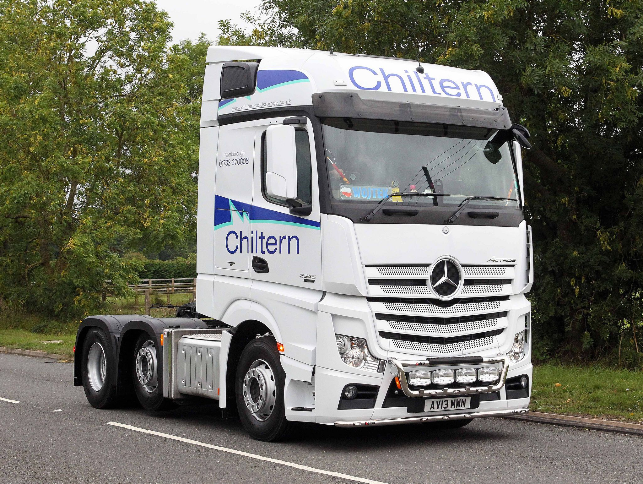 Mercedes actros mp4 av13 mwn chiltern for Mercedes benz astros