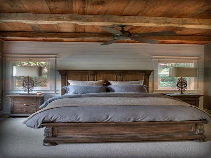 Schlafzimmer Rustikale Schlafzimmer Schone 50 Rustikal Master