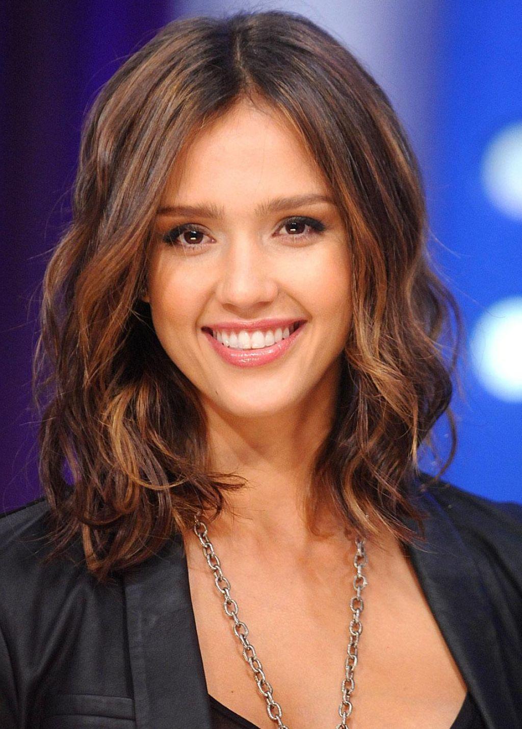 Jessica Alba Frisuren Inspiration Frisuren Modelle Pinterest Star