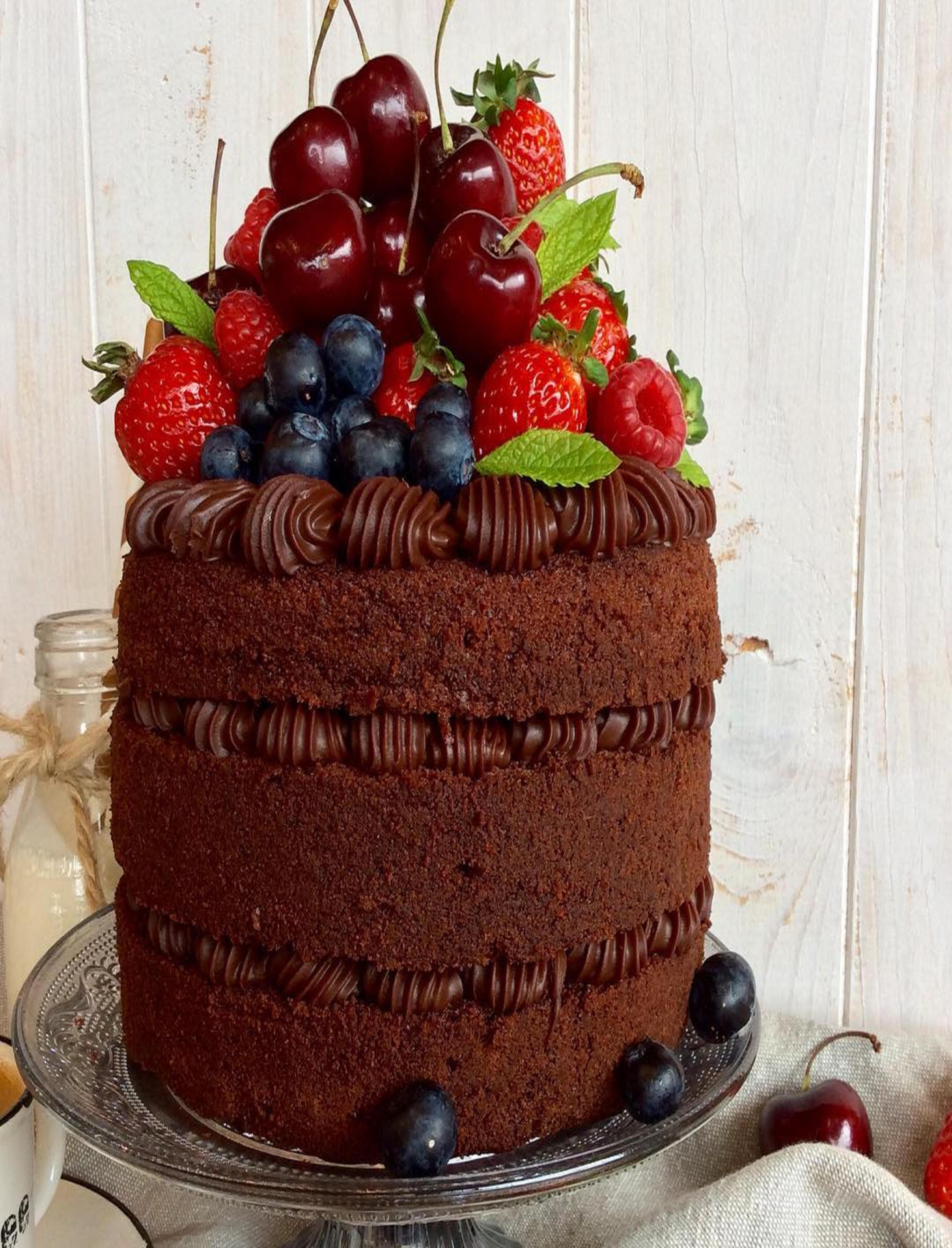 Pin by ivanka kostova on храна Food, Chocolate layer