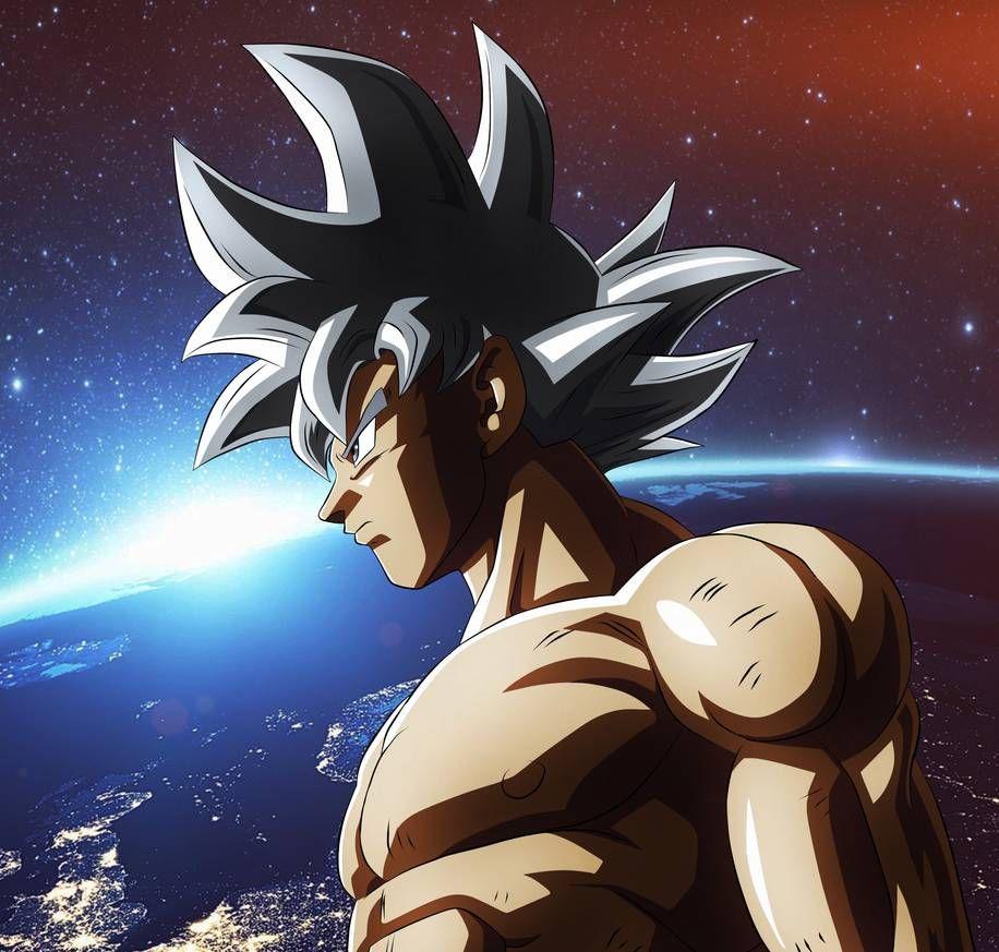 Goku Ultra Instinct Mastered Dragon Ball Super Anime Dragon Ball Super Dragon Ball Super Goku Dragon Ball Super