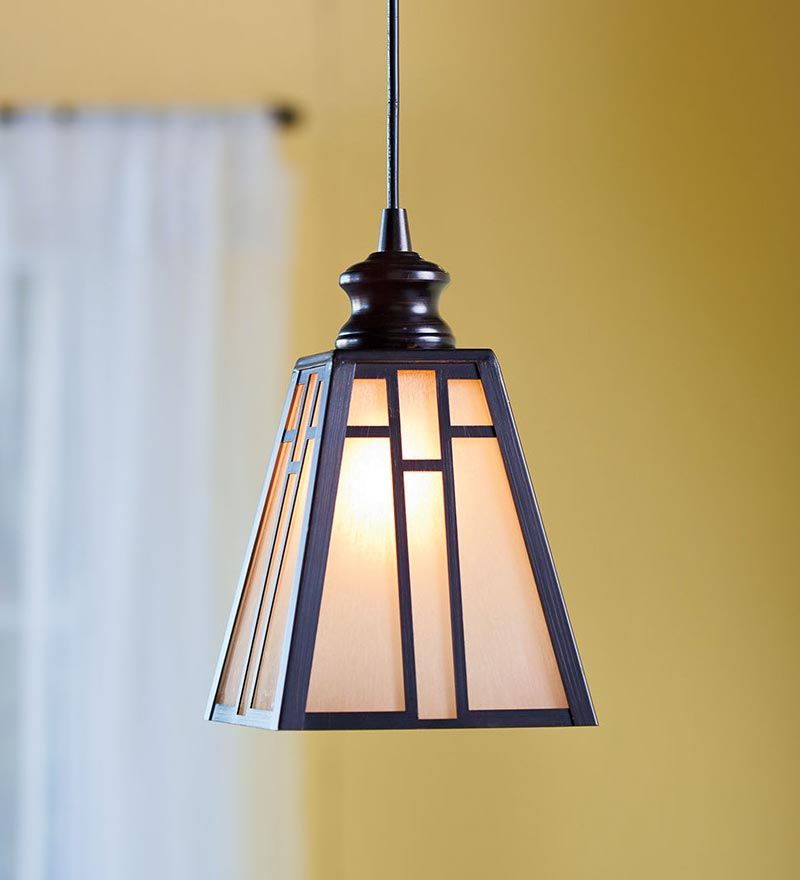 craftsman style kitchen lighting. Mission Style Pendant Light Craftsman Kitchen Lighting E