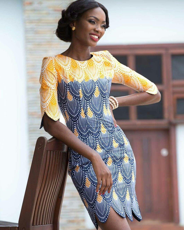 Beautiful African Dress   Africa Fashion   Pinterest   African ...