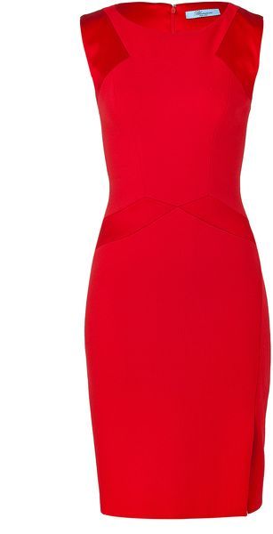Rode Pencil Jurk.Women S Scarlet Red Fabric Pencil Dress Adore Our Style Dresses