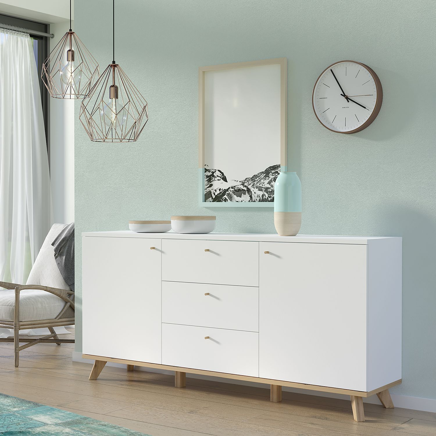 Home24 Sideboard Skoger Home Decor Sideboard Furniture