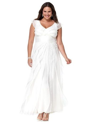 Top 15 Plus Size White Summer Dresses Stuff To Buy Pinterest