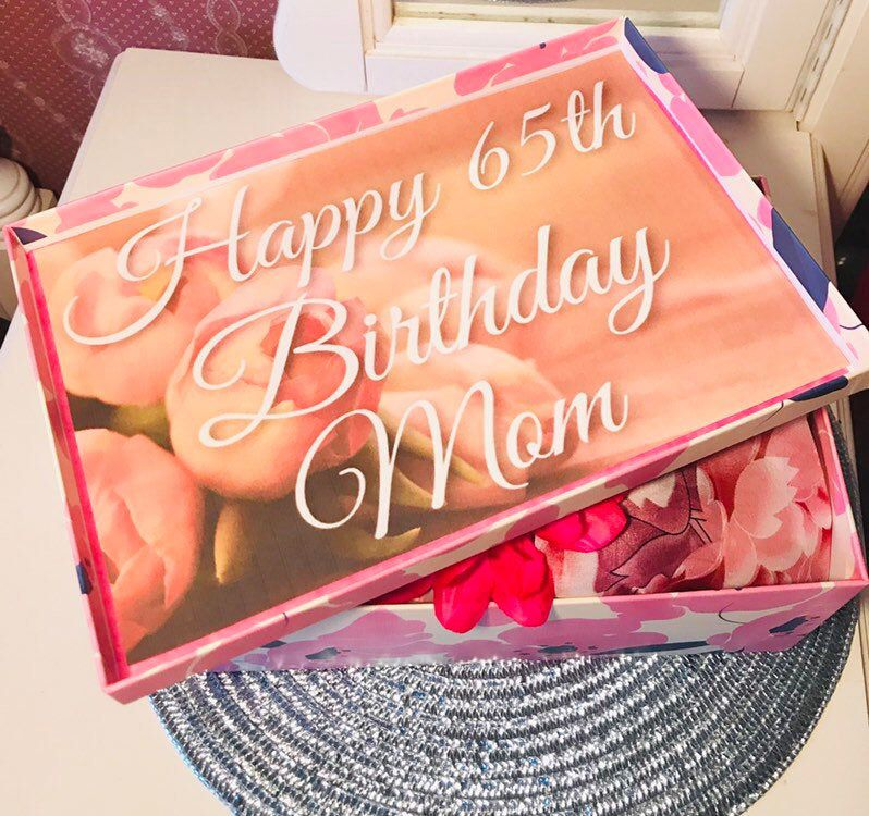 65th Birthday Gifts For Mum References