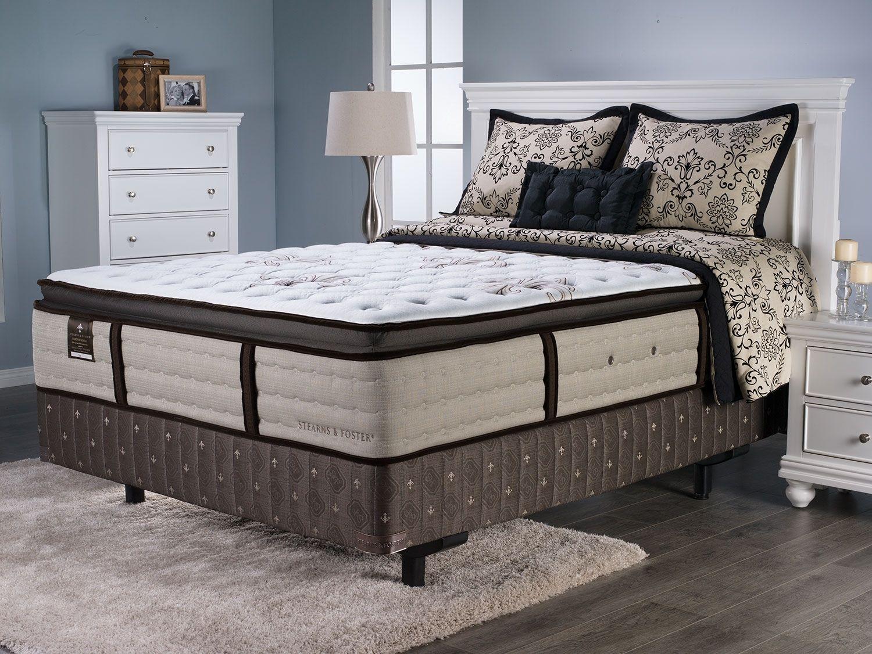 stearns and foster pillow top. Mattresses And Bedding - Stearns Foster Laguna Beach Pillow-Top King\u2026 Pillow Top U