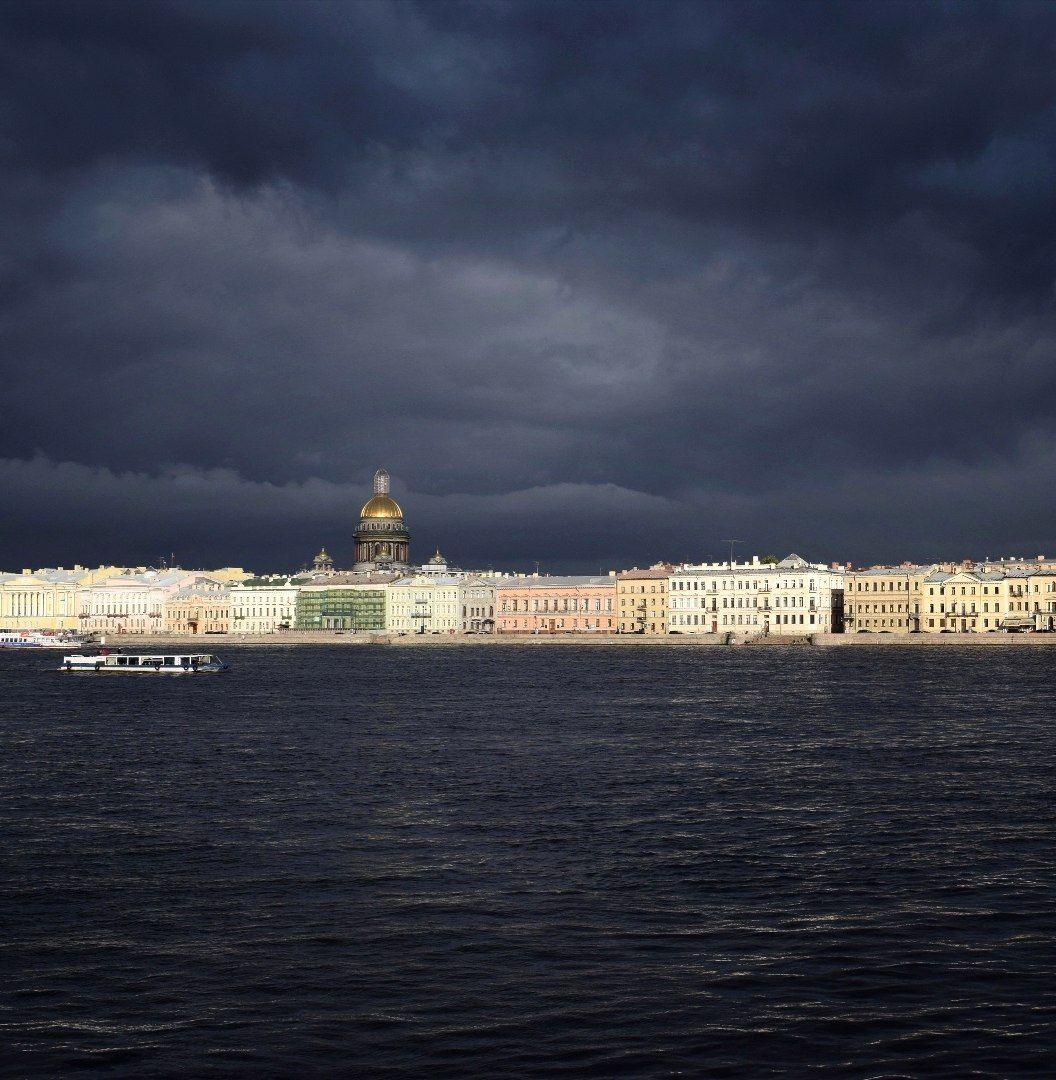 небо Петербурга. Автор фото: Kirill25ka.   Санкт петербург ...