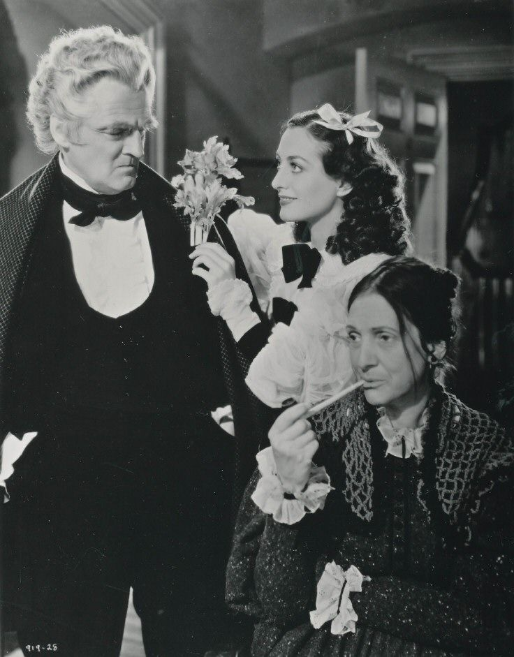 1936. 'The Gorgeous Hussy.' With Lionel Barrymore and Beulah Bondi ...