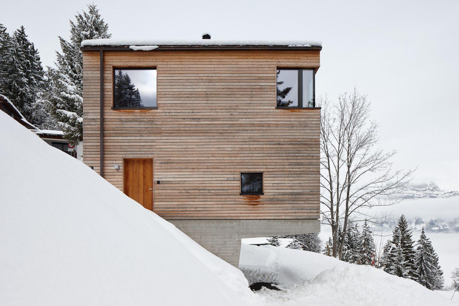 Galli Rudolf   Haus in den Voralpen   Façades   Pinterest