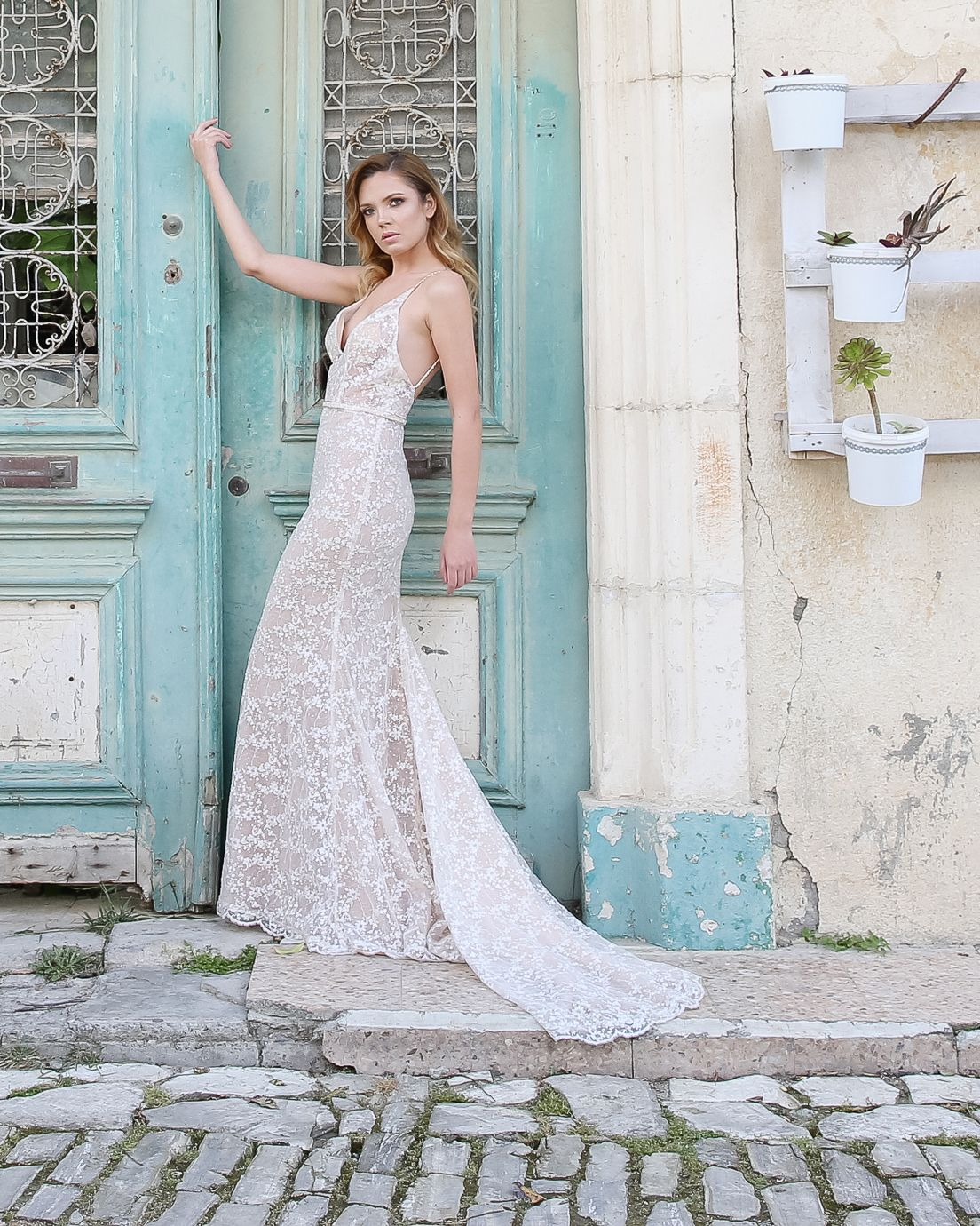 VENICE gown | Goddess By Nature | Go to www.goddessbynature.com to ...
