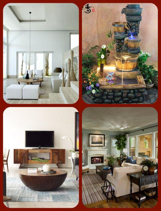 Feng Shui Living Room Artwork in 2020 | Feng shui living ...