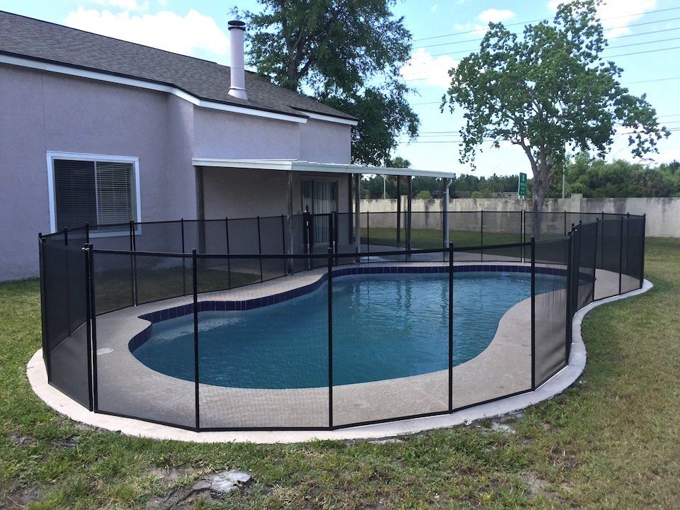Child Safety Pool Fence Installation References