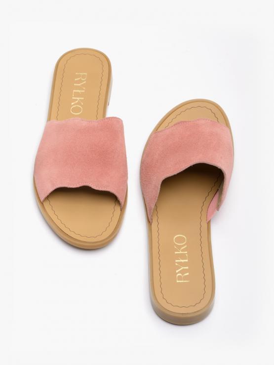 Klapki Damskie Rylko Producent Obuwia Shoes Slip On Sandal Sandals