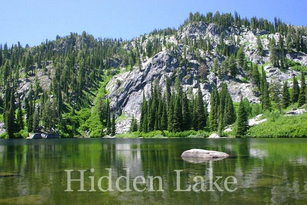Can 39 t wait for summer favorite places spaces for Cascade lake idaho fishing
