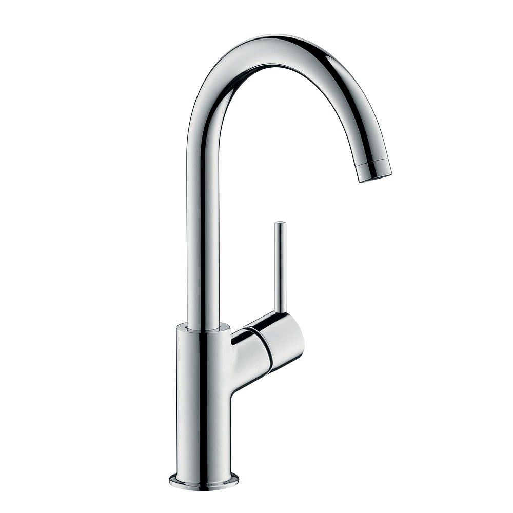 Hansgrohe Talis Single Lever Basin Mixer With Swivel Spout Basin Mixer Basin Taps Basin