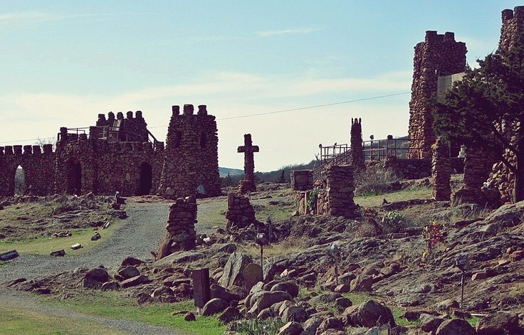 Holy City of the Wichitas - near Lawton Oklahoma ...